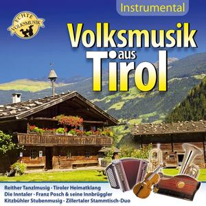 VOLKSMUSIK AUS TIROL - INSTRUMENTAL - DIV.INTERPRETEN - 1 CD