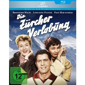 Pulver,Liselotte/Hubschmid,Paul - Die Zürcher Verlobung - 1 Blu-Ray