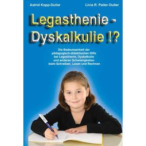 Legasthenie - Dyskalkulie !?