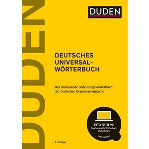 Duden – Deutsches Universalwörterbuch
