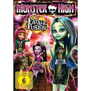 Various - Monster High-Fatale Fusion - 1 DVD