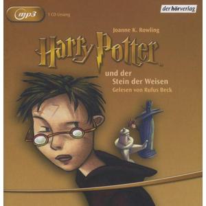 Beck,Rufus - Harry Potter und der Stein der Weisen MP3 RL - 1