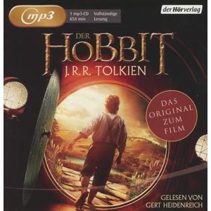 Heidenreich,Gert - Der Hobbit-Lesung (MP3) - 1