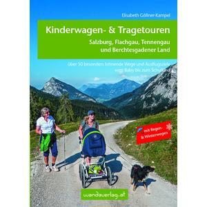 Kinderwagen- & Tragetouren – Salzburg, Flachgau, Tennengau und Berchtesgadener Land