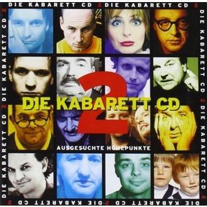 Various - Kabarett CD 2 - 1 CD