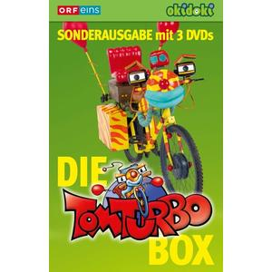 Brezina,Thomas - Tom Turbo: Folge 1-3 - 3 DVD