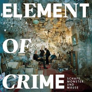 Element Of Crime - Schafe,Monster Und Maeuse - 2 Vinyl-LP