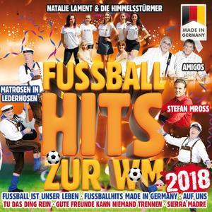 Various - Fußballhits zur WM 2018-Made In Germany - 1 CD