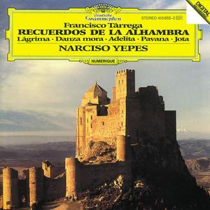 Musik-CD GITARRENMUSIK / YEPES,NARCISO, (1 CD)