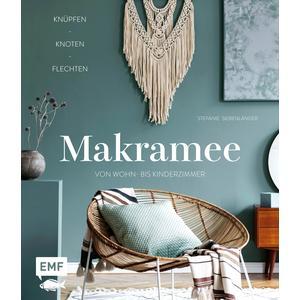 Makramee – Knüpfen, knoten, flechten