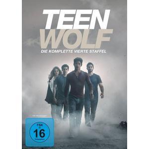 Posey,Tyler/O'Brien,Dylan - Teen Wolf: Staffel 4 (Softbox) - 4 DVD