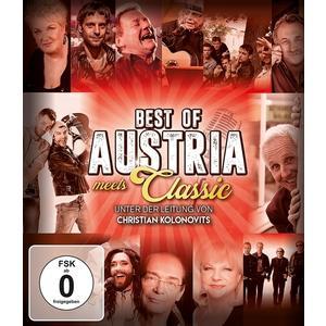 Diverse Pop - Best Of Austria Meets Clas - 1 DVD