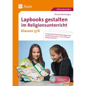 Lapbooks gestalten im Religionsunterricht 5-6
