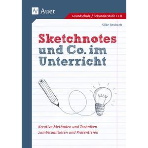 Sketchnotes und Co. im Unterricht