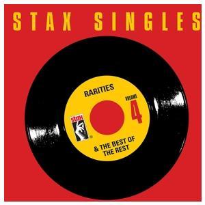 Diverse Pop - Stax Singles Vol.4-Rarit - 6 CD