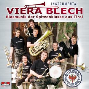 VIERA BLECH - la TYROLIAN Story - 1 CD