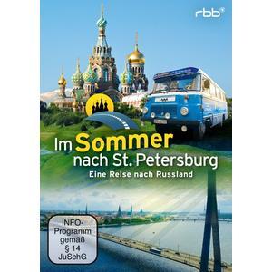 Various - Im Sommer Nach St.Petersburg-Reise Nach Russland - 2 DVD