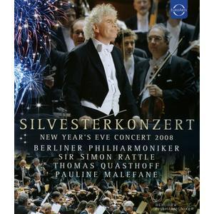 Silvesterkonzert 2008-Gala Aus Berlin / Rattle,Simon/BP/Quasthoff,Thomas