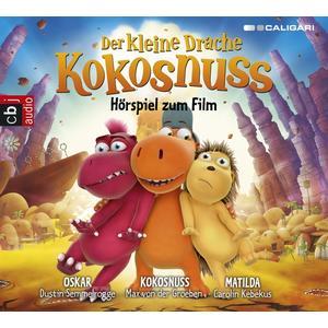 DRACHE KOKOSNUSS,DER KLEINE - HÖRSPIEL ZUM KINOFILM - 1 CD