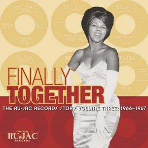 Various - Finally Together:The Ru-Jac Records Story Vol.3 - 1 CD
