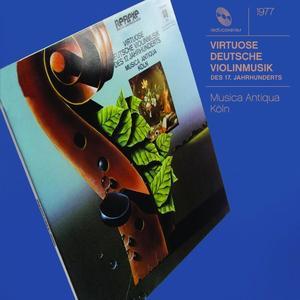 VIRTUOSE VIOLINMUSIK D.17.JH / GOEBEL,REINHARD/MUSICA ANTIQUA