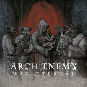 Arch Enemy - WAR ETERNAL - 1 CD