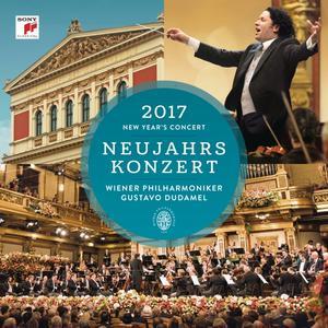 Dudamel,Gustavo/Wiener Philharmoniker - Neujahrskonzert 2017 - 3 Vinyl-LP