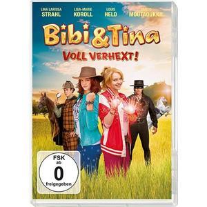 Strahl,Lina Larissa/Koroll,Lisa-Marie - BIBI UND TINA Der Film 2: Voll verhext - 1 DVD