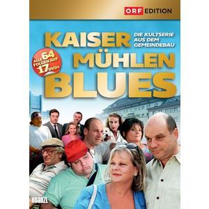 Böck,Wolfgang/Mendt,Marianne/Neumeister,Bri - Kaisermühlenblues: Die komplette Serie - 17 DVD