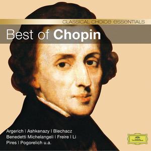Musik-CD BEST OF CHOPIN (CC) / Various, (1 CD)