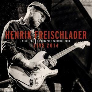Freischlader,Henrik - Live 2014 - 1 CD