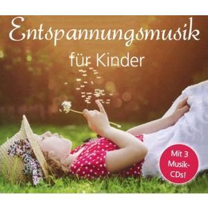 Various - ENTSPANNUNGSMUSIK FÜR KINDER - 3 CD