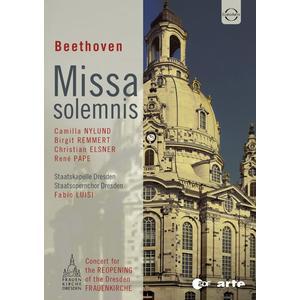 Missa Solemnis / Luisi,Fabio/Staatskapelle Dresden