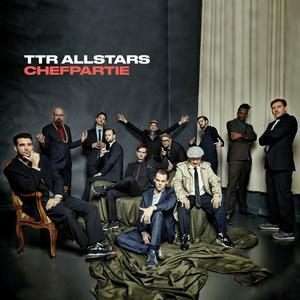 TTR Allstars - Chefpartie - 2 Vinyl-LP