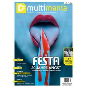 multimania - Das Magazin für zeitgenössische multimediale Kultur