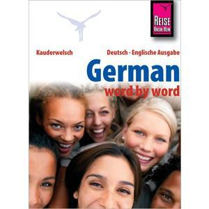 German - word by word (Deutsch als Fremdsprache, englische Ausgabe)