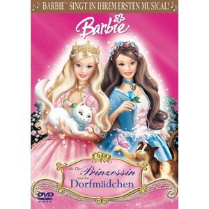 Various - Barbie die Prinzessin und das Dorfmädchen - 1 DVD