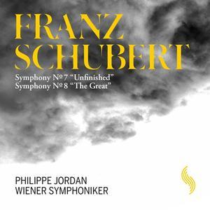 "Wiener Symphoniker - Schubert: Symphony No. 7,""Unfinished"" & No. 8,""T - 1 CD"