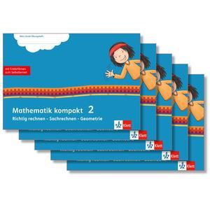 Mathematik kompakt 2. Richtig rechnen - Sachrechnen - Geometrie