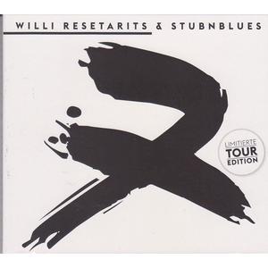 RESETARITS,WILLI & STUBNBLUES - 7 SIEBEN - 1 CD