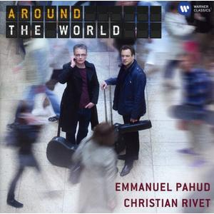 Musik-CD Around The World / Pahud,Emmanuel/Rivet,Christian, (1 CD)