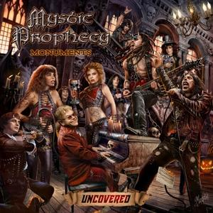 Mystic Prophecy - Monuments Uncovered - 1 CD