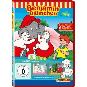 Benjamin Blümchen - Die Eisbärbabys/Wunderblume - 1 DVD