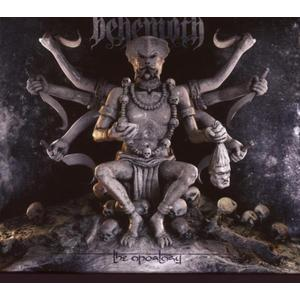 Behemoth - The Apostasy - 1 CD