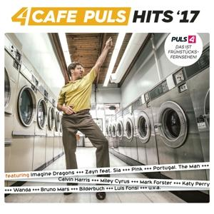 Various - Café Puls Hits '17 - 2 CD