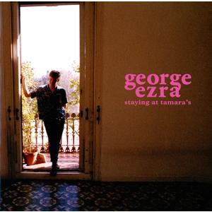 Ezra,George - Staying at Tamara's - 1 CD