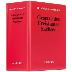 Gesetze des Freistaates Sachsen