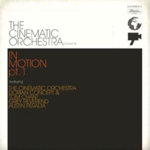 Cinematic Orchestra,The Pres. - In Motion Part 1 (2LP+MP3) - 2