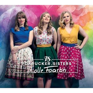 Poxrucker Sisters - In olle Foarbn - 1 CD