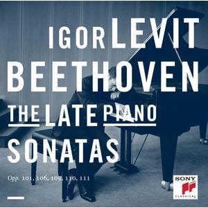 Musik-CD Beethoven: The Late Piano Sonatas / Levit,Igor, (2 CD)